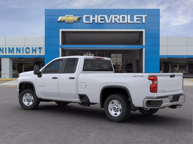 2020 Chevrolet Silverado 2500 Double Cab 4x4, Pickup #20C925 - photo 4