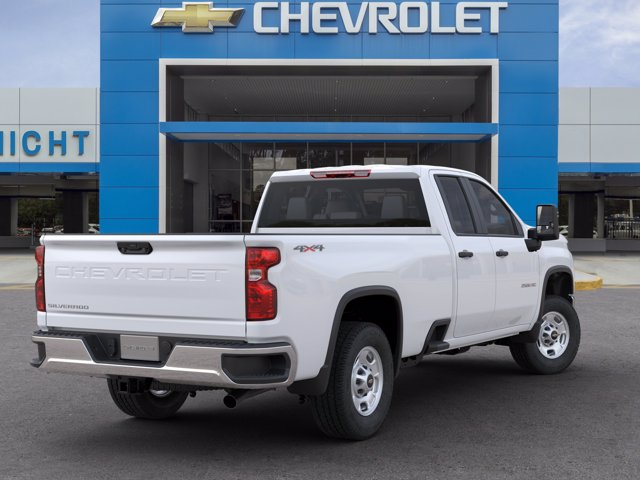 2020 Chevrolet Silverado 2500 Double Cab 4x4, Pickup #20C925 - photo 2