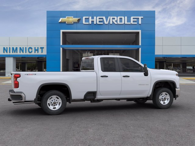 2020 Chevrolet Silverado 2500 Double Cab 4x4, Pickup #20C925 - photo 5