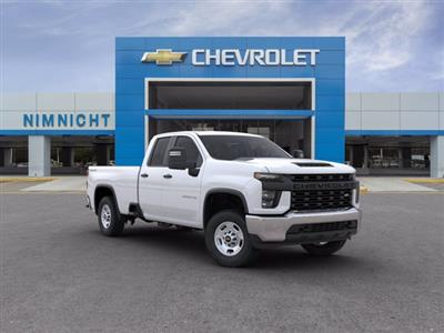 2020 Chevrolet Silverado 2500 Double Cab 4x4, Pickup #20C925 - photo 1