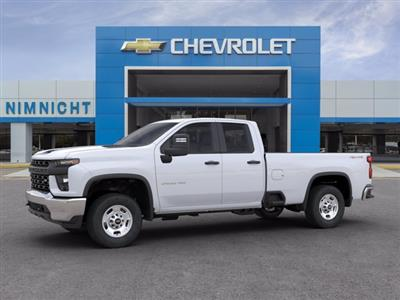 2020 Chevrolet Silverado 2500 Double Cab 4x4, Pickup #20C925 - photo 3
