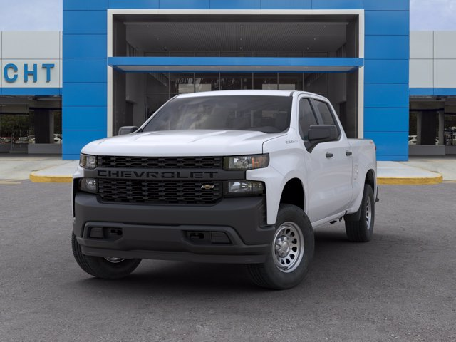 2020 Chevrolet Silverado 1500 Crew Cab 4x4, Pickup #20C936 - photo 6
