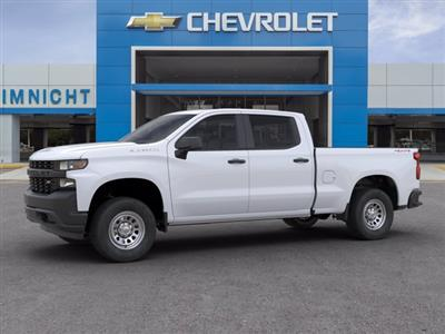 2020 Chevrolet Silverado 1500 Crew Cab 4x4, Pickup #20C936 - photo 3