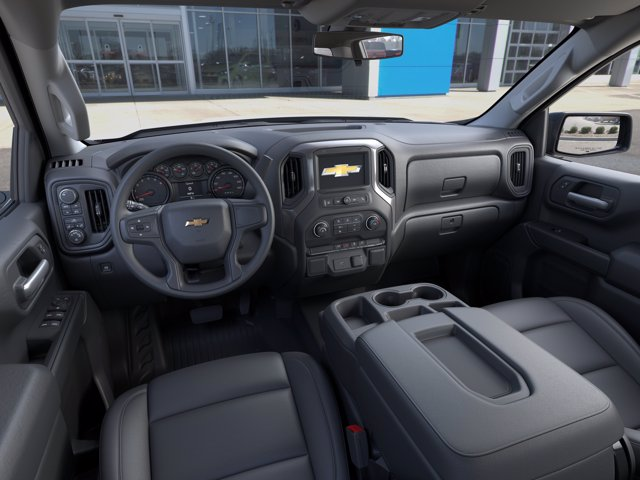 2020 Chevrolet Silverado 1500 Crew Cab 4x4, Pickup #20C937 - photo 10