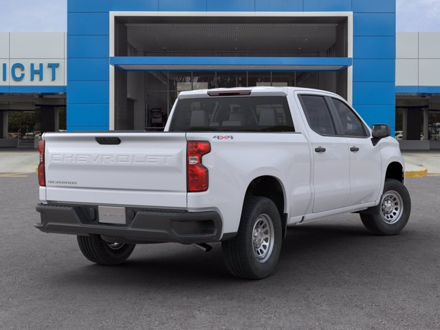 2020 Chevrolet Silverado 1500 Crew Cab 4x4, Pickup #20C937 - photo 2