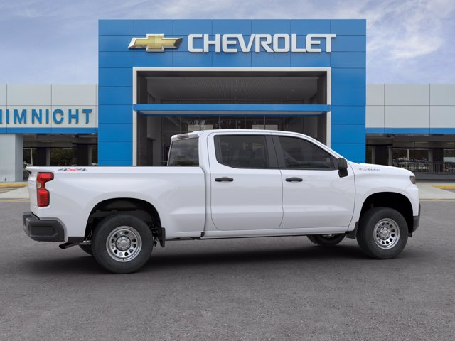2020 Chevrolet Silverado 1500 Crew Cab 4x4, Pickup #20C937 - photo 5