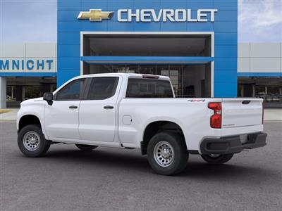 2020 Chevrolet Silverado 1500 Crew Cab 4x4, Pickup #20C937 - photo 4