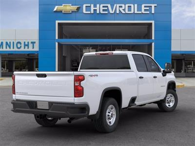 2020 Chevrolet Silverado 2500 Crew Cab 4x4, Pickup #20C943 - photo 2