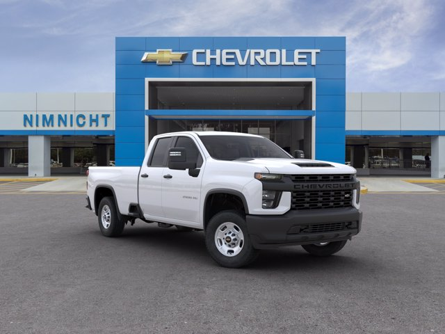 2020 Chevrolet Silverado 2500 Double Cab RWD, Pickup #20C960 - photo 1