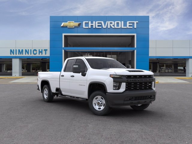 2020 Chevrolet Silverado 2500 Double Cab RWD, Pickup #20C972 - photo 1