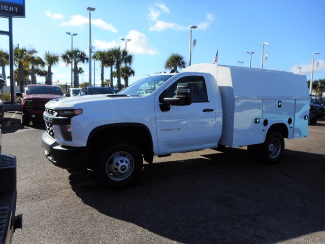 2020 Chevrolet Silverado 3500 Regular Cab DRW 4x2, Knapheide Service Body #20C986 - photo 1