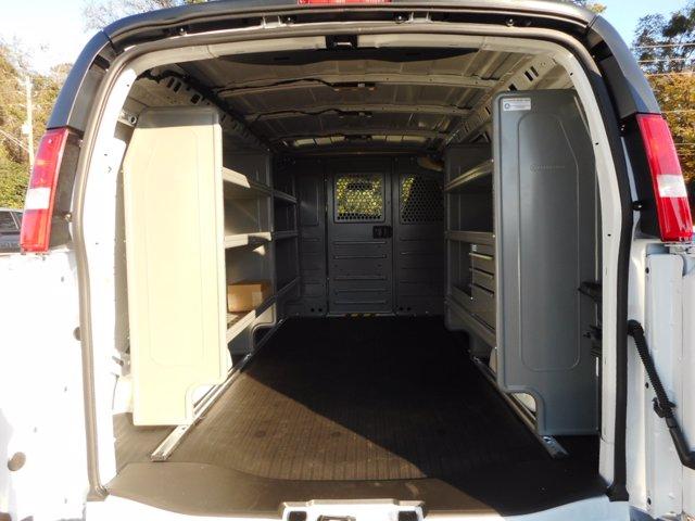 2020 Chevrolet Express 2500 4x2, Adrian Steel Upfitted Cargo Van #20G100 - photo 1