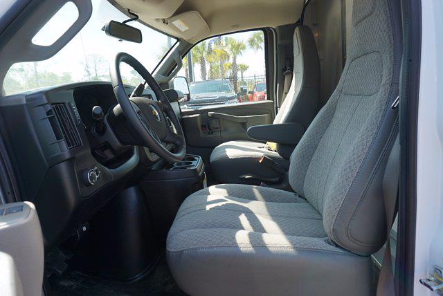 2020 Chevrolet Express 3500 4x2, Rockport Workport Service Utility Van #20G108 - photo 11
