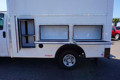2020 Chevrolet Express 3500 4x2, Rockport Workport Service Utility Van #20G108 - photo 10