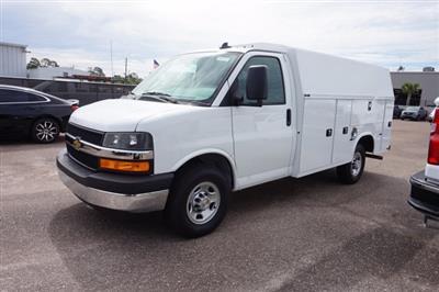 2020 Chevrolet Express 3500 4x2, Knapheide KUV Service Utility Van #20G11 - photo 4