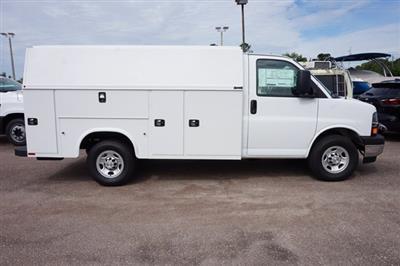2020 Chevrolet Express 3500 4x2, Knapheide KUV Service Utility Van #20G11 - photo 2