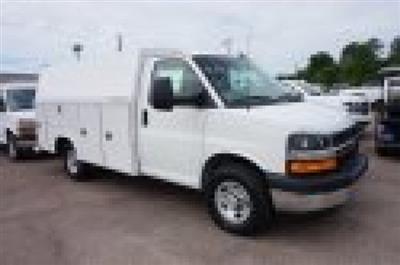 2019 Express 3500 4x2, Service Utility Van #19G111 - photo 1