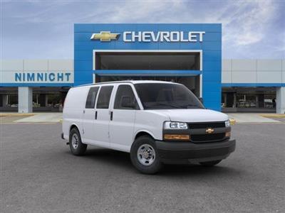 2020 Chevrolet Express 2500 4x2, Empty Cargo Van #20G20 - photo 1