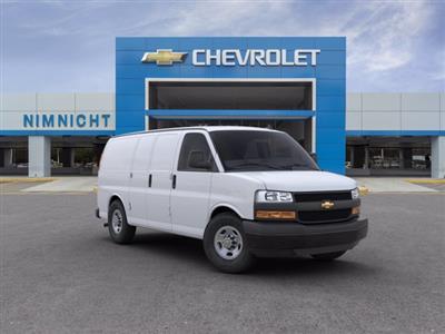 2020 Chevrolet Express 2500 RWD, Empty Cargo Van #20G37 - photo 1