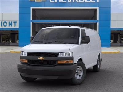 2020 Chevrolet Express 2500 RWD, Empty Cargo Van #20G44 - photo 6