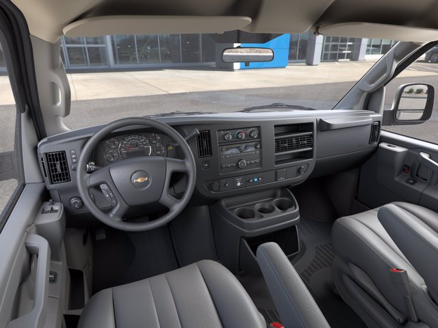 2020 Chevrolet Express 2500 RWD, Empty Cargo Van #20G45 - photo 10