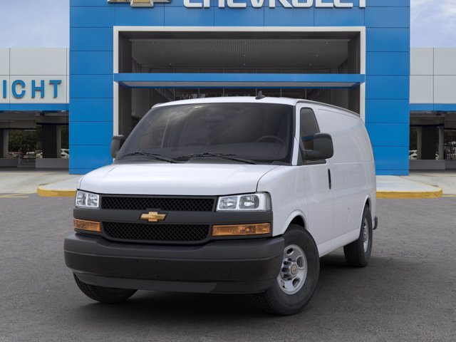 2020 Chevrolet Express 2500 RWD, Empty Cargo Van #20G45 - photo 6
