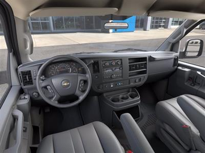 2020 Chevrolet Express 2500 RWD, Empty Cargo Van #20G65 - photo 10