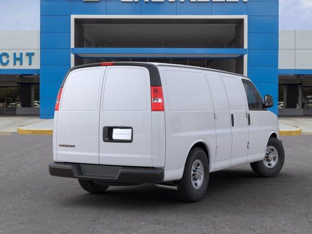 2020 Chevrolet Express 2500 RWD, Empty Cargo Van #20G71 - photo 2
