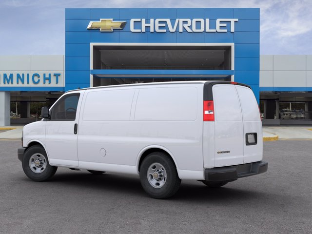 2020 Chevrolet Express 2500 RWD, Empty Cargo Van #20G72 - photo 4