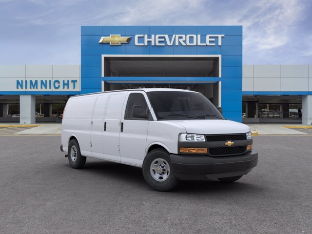 2020 Chevrolet Express 2500 RWD, Empty Cargo Van #20G78 - photo 1