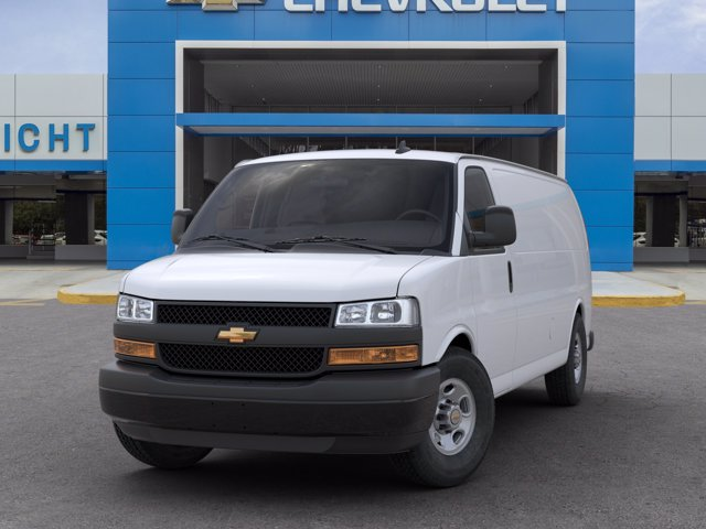 2020 Chevrolet Express 2500 RWD, Empty Cargo Van #20G78 - photo 6