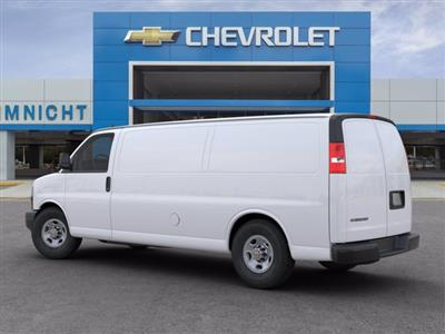 2020 Chevrolet Express 2500 RWD, Empty Cargo Van #20G78 - photo 4