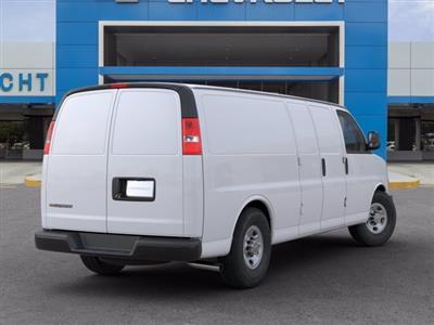 2020 Chevrolet Express 2500 RWD, Empty Cargo Van #20G82 - photo 2