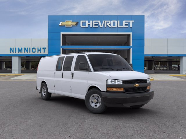 2020 Chevrolet Express 2500 4x2, Empty Cargo Van #20G88 - photo 1