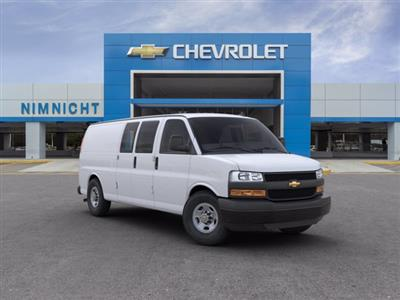 2020 Chevrolet Express 2500 4x2, Empty Cargo Van #20G89 - photo 1
