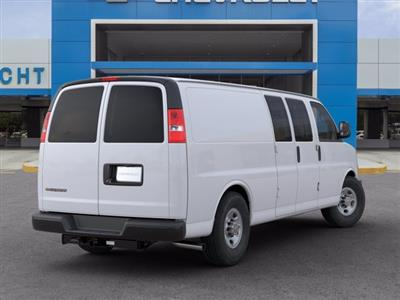 2020 Chevrolet Express 2500 4x2, Empty Cargo Van #20G90 - photo 2