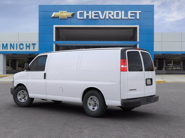 2020 Chevrolet Express 2500 4x2, Empty Cargo Van #20G96 - photo 4