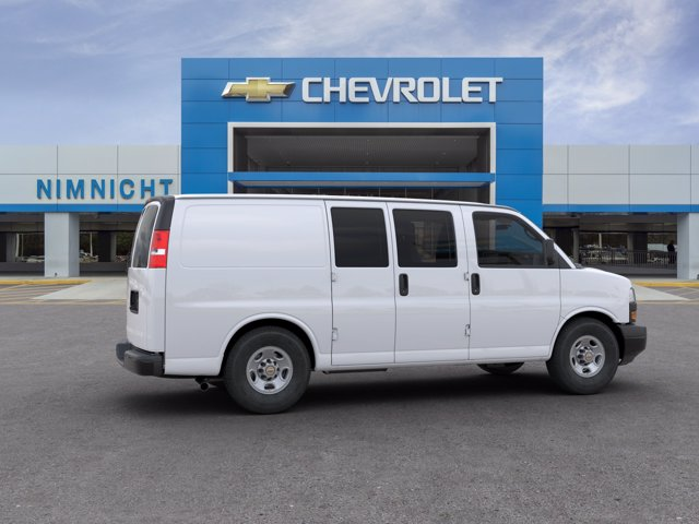 2020 Chevrolet Express 2500 4x2, Empty Cargo Van #20G96 - photo 5