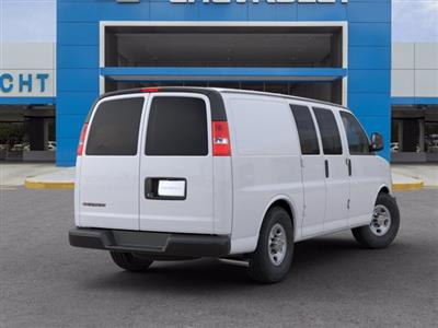 2020 Chevrolet Express 2500 4x2, Empty Cargo Van #20G96 - photo 2