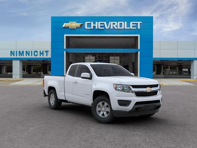 2020 Colorado Extended Cab 4x2,  Pickup #20S144 - photo 1