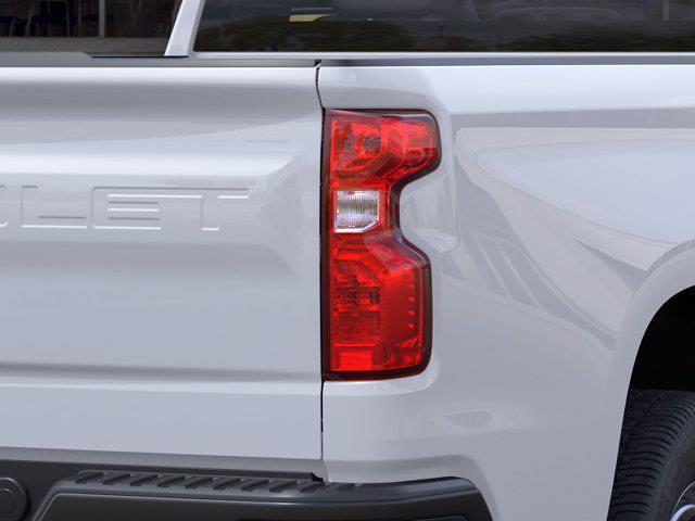 2021 Chevrolet Silverado 1500 Regular Cab 4x2, Pickup #21C1008 - photo 8