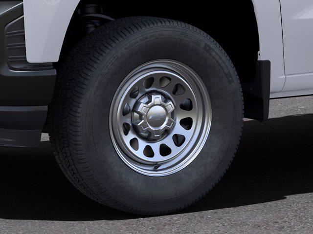 2021 Chevrolet Silverado 1500 Regular Cab 4x2, Pickup #21C1010 - photo 5