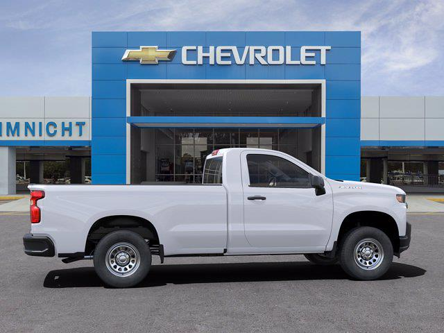2021 Chevrolet Silverado 1500 Regular Cab 4x2, Pickup #21C1014 - photo 9