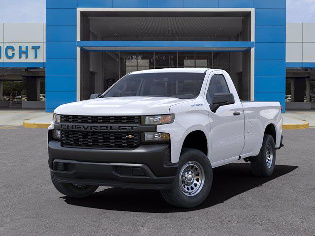 2021 Chevrolet Silverado 1500 Regular Cab 4x2, Pickup #21C1014 - photo 3