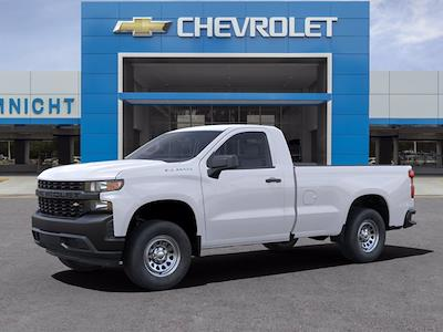 2021 Chevrolet Silverado 1500 Regular Cab 4x2, Pickup #21C1014 - photo 4
