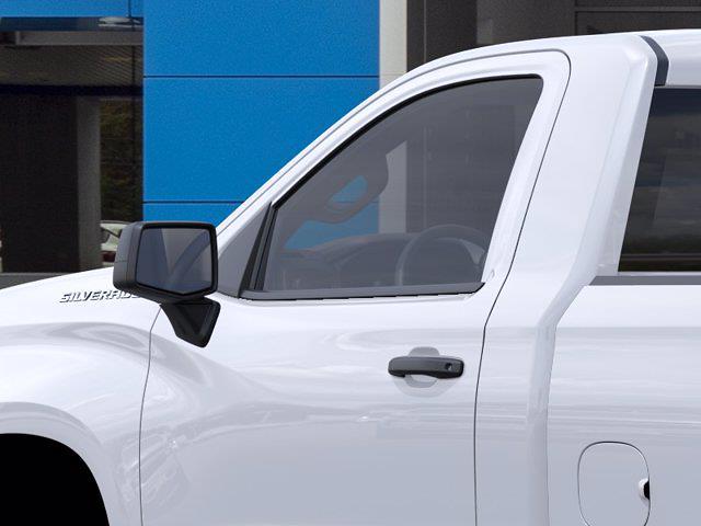 2021 Chevrolet Silverado 1500 Regular Cab 4x2, Pickup #21C1018 - photo 10