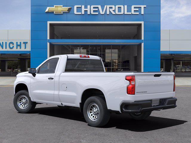 2021 Chevrolet Silverado 1500 Regular Cab 4x2, Pickup #21C1018 - photo 6