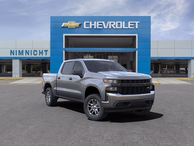 2021 Chevrolet Silverado 1500 Crew Cab 4x4, Pickup #21C1044 - photo 1