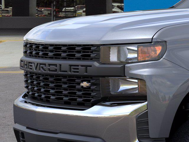 2021 Chevrolet Silverado 1500 Crew Cab 4x4, Pickup #21C1044 - photo 11