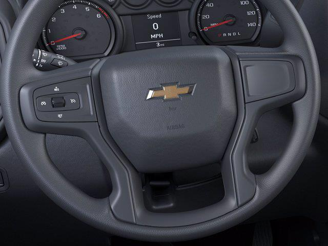 2021 Chevrolet Silverado 1500 Crew Cab 4x4, Pickup #21C1044 - photo 16